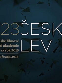 ČESKÝ LEV (nominee evening)