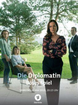 DIE DIPLOMATIN: BÖSES SPIEL