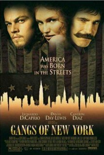 GANGY NEW YORKU / GANGS OF NEW YORK