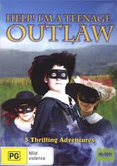 HELP! I´M A TEENAGE OUTLAW