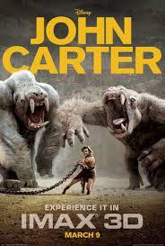 JOHN CARTER: MEZI DVĚMA SVĚTY / JOHN CARTER