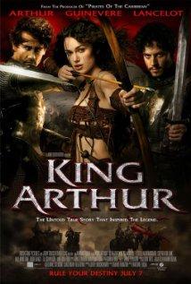 KRÁL ARTUŠ / KING ARTHUR