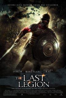POSLEDNÍ LEGIE / THE LAST LEGION