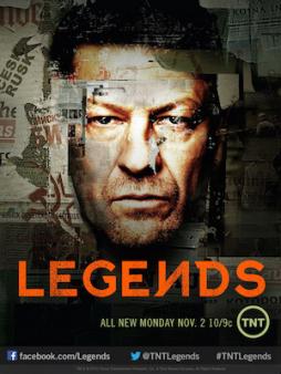 LEGENDA / LEGENDS (2. sezóna)