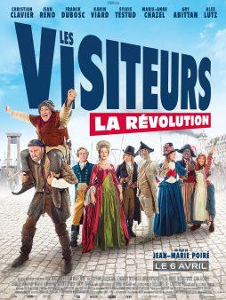 LES VISITEURS 3: LA RÉVOLUTION / NÁVŠTĚVNÍCI 3