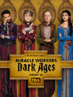 NEBE s.r.o. – DOBA TEMNA / MIRACLE WORKERS – DARK AGES