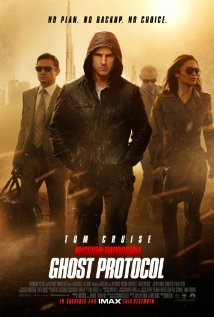 MISSION: IMPOSSIBLE – GHOST PROTOCOL