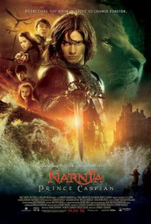 LETOPISY NARNIE: PRINC KASPIAN /  THE CHRONICLES OF NARNIA: PRINCE CASPIAN