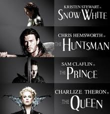 SNĚHURKA A LOVEC / SNOW WHITE AND THE HUNTSMAN