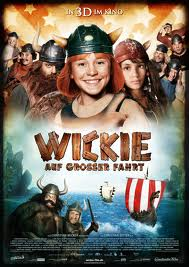VIKING VICKY A POKLAD BOHŮ /  WICKIE AUF GROSSER FAHRT